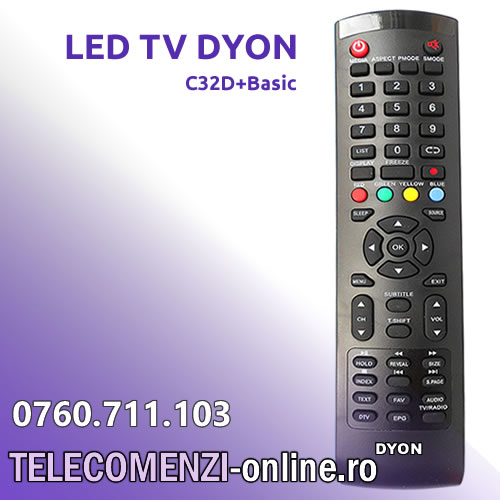 Telecomenzi LED TV